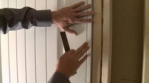 comment poser une porte de chambre la pose d une porte intérieure