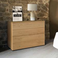 commode chambre adulte design commode design chambre adulte 4 tiroirs brin d ouest
