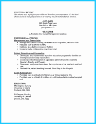 Icu Nurse Skill Resume Endearing Nurseume Template Also Cnaumes Examples Objective For