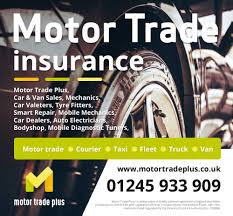CHEAP INSURANCE MOTOR TRADE - VAN - FLEET - COURIER - TRUCK - TAXI