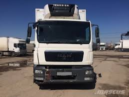 Used MAN -tgm18-240 Reefer Trucks Year: 2011 Price: $23,065 For Sale ...