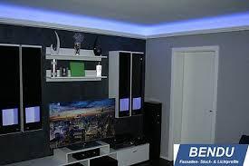 23 6m led stuckleisten indirekte beleuchtung decke