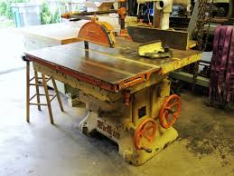on my short list of wanted machines wadkin pk sliding table saw