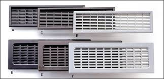 Decorative Return Air Grille Canada by Vent Grills Lee Valley Tools