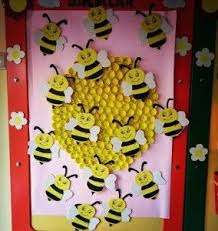 Spring Bulletin Board Idea 1
