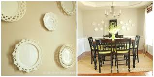 Dining Room Wall Decor Ideas Diy Perfect Art With