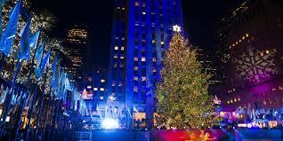 Rockefeller Christmas Tree Lighting 2017 by Christmas Christmas Tree Nyc Rainforest Islands Ferry O
