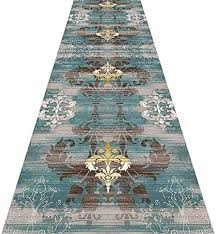 shaggy hochflor teppich rutschfeste teppiche läufer für kinder schlafzimmer home decor schlafzimmer boden sofa wohnzimmer 100x1000cm