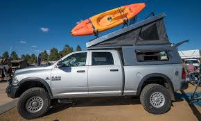The Lightweight Pop-Top Truck Camper Revolution | GearJunkie Side Shelve For Storage Truck Camping Ideas Pinterest Fiftytens Threepiece Truck Back Hauls Cargo And Camps In The F150 Camping Setup Convert Your Into A Camper 6 Steps With Pictures Canoe On Wcap Thule Tracker Ii Roof Rack System S Trailer The Lweight Ptop Revolution Gearjunkie Life Of Digital Nomad Best 25 Bed Ideas On Buy Luxury Truck Cap Camping October 2012 30 For Thirty Diy