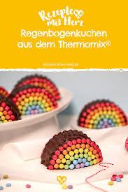 regenbogen kuchen aus dem thermomix