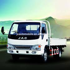 1 - 10tons 4x2 JAC Light Duty Truck / Mini Truck / Cargo Truck For ...