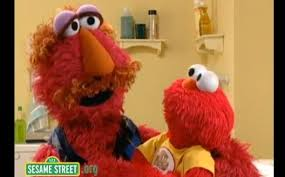 Elmo Potty Chair Gif by Bear In The Big Blue House When You U0027ve Got To Go
