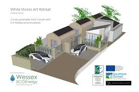 100 Eco Home Studio Luxurious Retreats Come To Portland White Stones