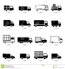 15 Truck Icon Vector Images - Delivery Truck Icon Vector, Food Truck ...