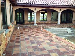 Saltillo Tile Sealer Exterior by 9 Best Rustic Tile Floors Images On Pinterest A Quotes Mexican