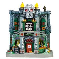 Lemax Halloween Village Displays by 2017 Lemax Spooky Town Michaels Exclusives U2013 Spookyvillages Com