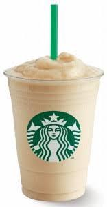Starbucks Coffee Drink Frappaccino Banana Yogurt
