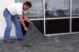 interface carpet tile installation new home design interface