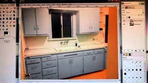 Paint Ideas For Cabinets by Choosing Paint Colors For Kitchen Cabinets Youtube