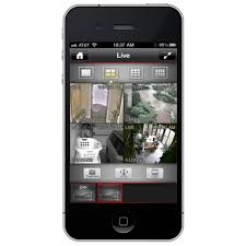 iPad & iPhone CCTV App Enables Remote DVR Viewer Access