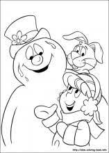 43 Frosty The Snowman Printable Coloring Pages For Kids Find On Book Thousands Of