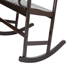 Mainstays Outdoor 2-Person Double Rocking Chair Mainstays Cambridge Park Wicker Outdoor Rocking Chair Folding Plush Saucer Multiple Colors Walmartcom Mahogany With Sling Back Natural 6 Foldinhalf Table Black Patio White Solid Wood Slat Brown Shop All Chairs