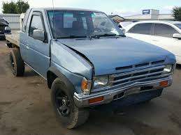 1991 Nissan Truck King For Sale At Copart Greer, SC Lot# 43677468