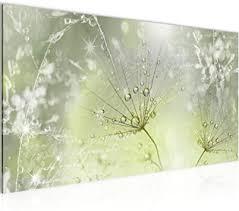 wandbilder pusteblume modern vlies leinwand wohnzimmer flur