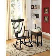 Low Wooden Rocking Chair To Fit Any Modern Interior By Brendan ...