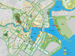 Fort Canning Park Gardens by the Bay are potential sites for