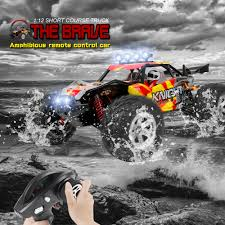 Feiyue FY11 2.4G 1/12 Scale Amphibious RC Off Road Car Drives On ... Kids Pretend Play Remote Control Toys Prices In Sri Lanka 2 Units Go Rc Truck Package Games On Carousell The Car Race 2015 Free Download Of Android Version M Racing 4wd Electric Power Buggy W24g Radio Control Off Road Hot Wheels Rocket League Rc Cars Coming Holiday 2018 Review Gamespot Jcb Toy Excavator Bulldozer Digger For Sale Online Brands Prices Monster Crazy Stunt Apk Download Free Action Game 118 Scale 24g Rtr Offroad 50kmh 2003 Promotional Art Mobygames