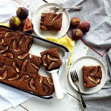 Tamarind Fig Cake Bars
