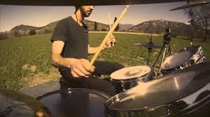local natives ceilings drum cover youtube