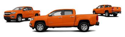 100 4x2 Truck 2017 Chevrolet Colorado Work 4dr Crew Cab 5 Ft SB