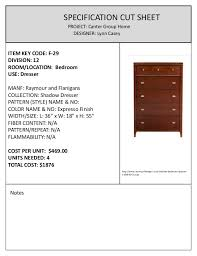 Raymour And Flanigan Shadow Dresser by W6a2 Final Lynn Casey