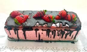 rezept schoko erdbeer schnitten lowcarb keto glutenfrei