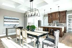 Transitional Formal Dining Room Sets Gray Chairs Furniture Table Sty