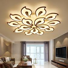 new modern led ceiling lights for living room bedroom dining room