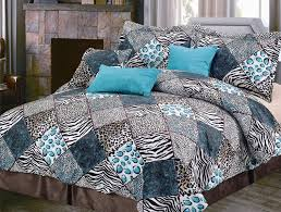 The Awesome Color of Turquoise Bedding Sets Queen — TEDX Decors