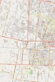 Editable Vector City Map Illustrator