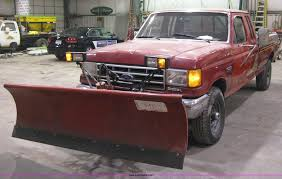 1989 Ford F250 HD Custom SuperCab Plow Truck | Item B8461 | ... Sr5comtoyota Trucksheavy Duty 2013 May M35a2 2 12 Ton Cargo Truck With Plow And Spreader Snow Plow Safety Dos Donts Mainroad Group Ice Control Levan Dk2 Plows Free Shipping On Suv Snplows Chip Dump Trucks Meyer Superv 85 Stuff Del Equipment Body Up Fitting Arctic Mack Youtube 1997 Intertional 4700 Truck For Sale 2000 Ford F750 Contractor Single Axle Used 2015 F150 Option Costs 50 Bucks Sans The