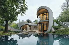 100 House Images Design Organic Meets Futuristic Architectural In The