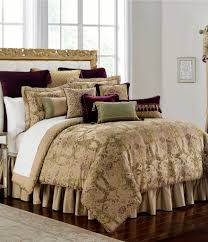 Vince Camuto Bedding by Waterford Carlotta Bouquet Comforter Set Dillards