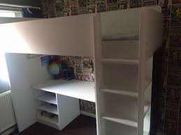 Ikea Loft Bed With Desk Canada by Toddler Bunk Beds That Turn The Bedroom Into A Playground Ikea