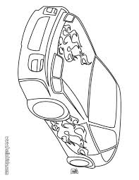 Disney Cars Coloring Pages Online Big Car Page Transportation Tuning For Adults Lamborghini