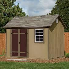 8x12 Storage Shed Materials List by Wilmington 12 U0027 X 8 U0027 Wood Storage Shed