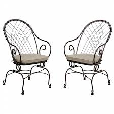 Jacqueline Smith Patio Furniture by Jaclyn Smith Spring Valley Motion Bistro Chairs Limited
