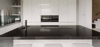 kitchen countertop black tile pattern classic polished marble