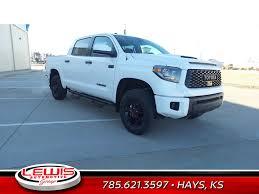 100 Trd Truck New 2019 Toyota Tundra For Sale Hays KS 5TFDY5F11KX811887