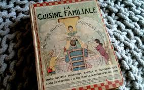 vieux livre de cuisine la cuisine familiale manger mieux dépenser moins lifestyle